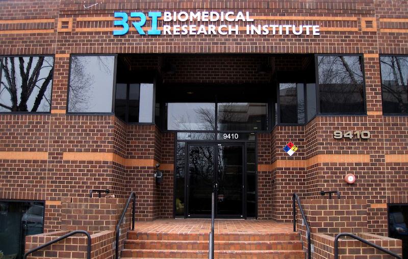 Biomedical Research Institute building